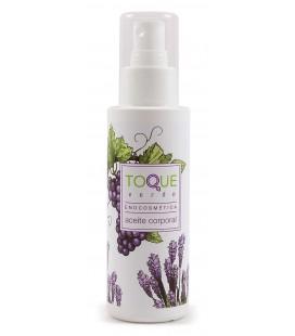 Body oil   Toque Verde