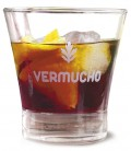 VERMUCHO cocktail glass