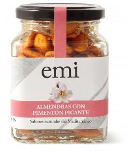 Almendras con pimentón picante EMI