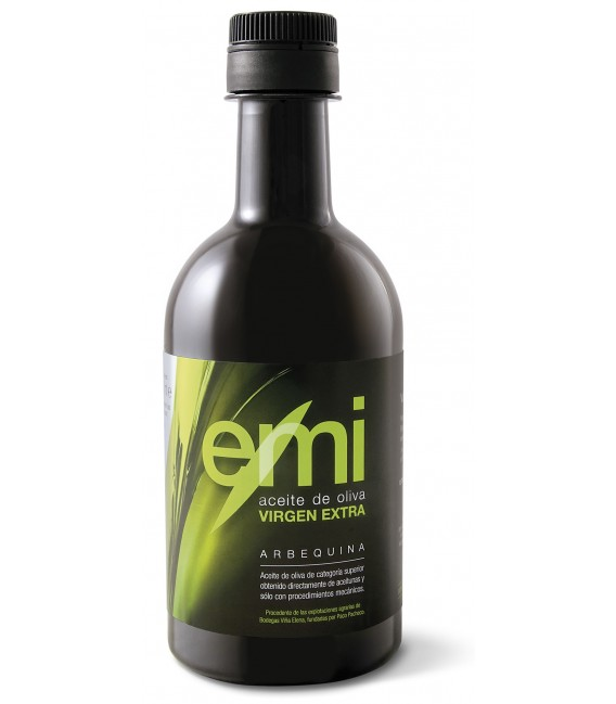 Aceite de oliva virgen extra Emi | 500 ml - Pet