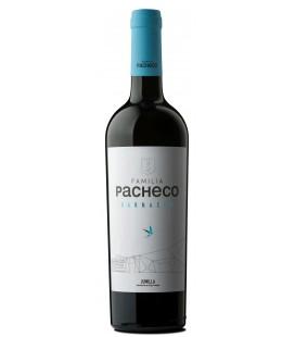 Single-varietal wine Garnacha - Familia Pacheco - Jumilla