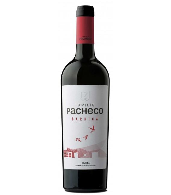 Familia Pacheco Barrica