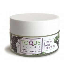 Monastrell natural face moisturizer | TOQUE VERDE