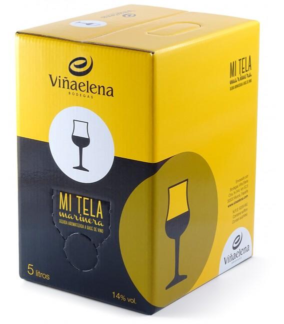 Bag in Box Mistela Viña Elena | 5 L