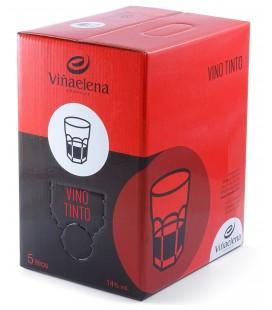 Bag in Box Vino Tinto Joven Viña Elena | 5 L