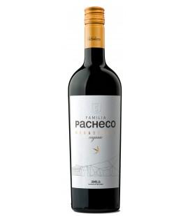 Vino Familia Pacheco Monastrell ORGANIC