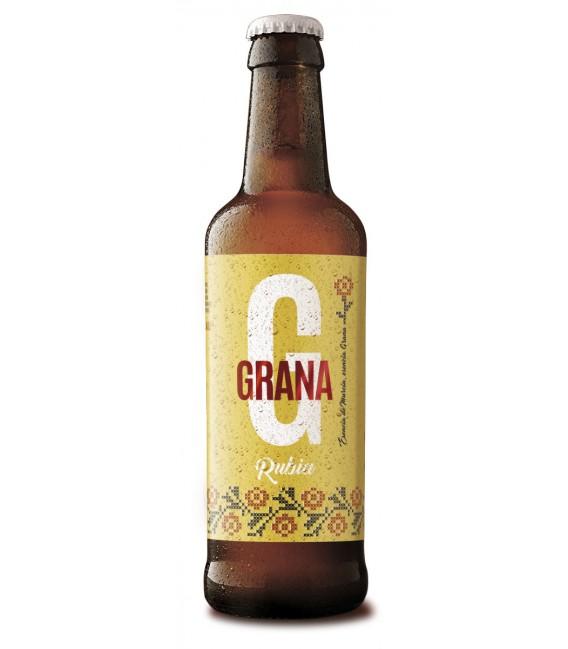 Craft beer Grana | Rubia | Blonde Ale