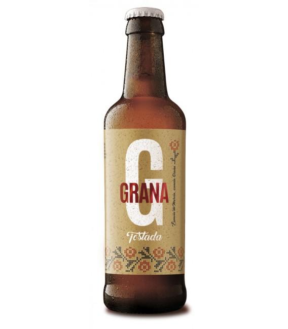 Cerveza artesanal Grana | Tostada